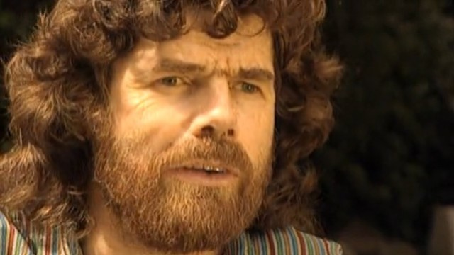 Reinhold Messner (1995)