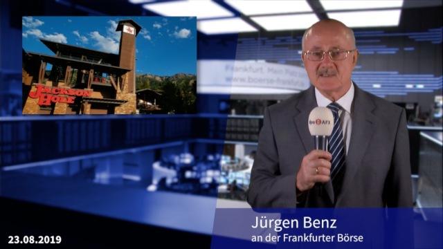 Notenbanker-Treffen in Jackson Hole bestimmt die Agenda