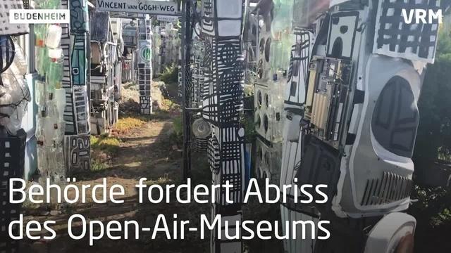 Budenheim: Streit um Kunstprojekt