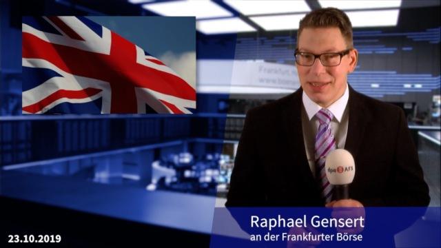EU-Rat empfiehlt neuen Brexit-Aufschub, Spannung vor Boeing-Zahlen