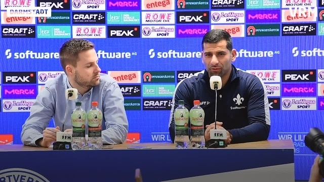 Lilien: PK zum Heimspiel gegen Arminia Bielefeld