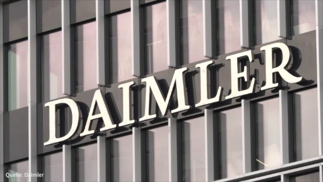 Daimler-Aktie fällt nach Gewinnwarnung auf Sechs-Jahres-Tief