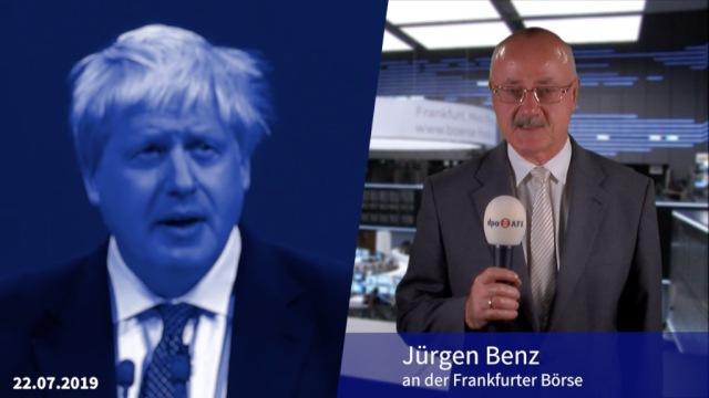 """Was wird mit dem Brexit? Hardliner Johnson """"ante portas"""""""