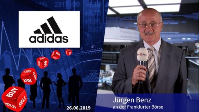 Analyser to go: Höhenflieger Adidas zum Kauf empfohlen