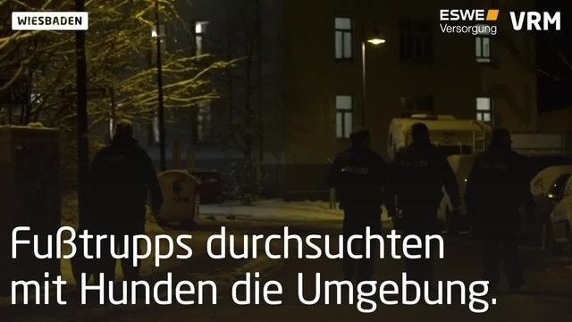 Polizei sucht Flüchtigen