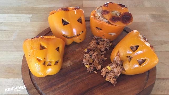 Mach mit: Halloween-Paprika