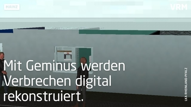 Mainz: Digital auf Verbrecherjagd