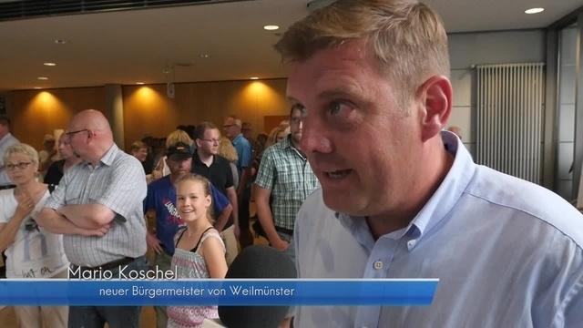 Koschel gewinnt Wahl in Weilmünster
