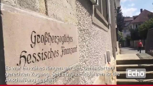 Heppenheimer Stadtbücherei hat endlich einen barrierefreien Zugang