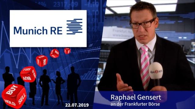 Analyser to go: Jefferies senkt Munich Re. trotz starken Quartalgewinns