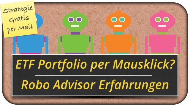 ETF Portfolio per Mausklick? Robo Advisor Erfahrungen - Ginmon ?