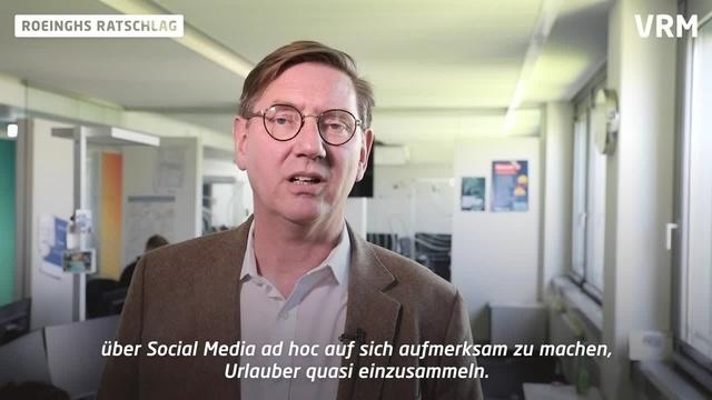 Roeinghs Ratschlag: Rheinhessen schläft