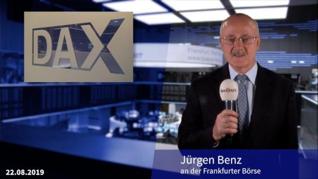 Große Termine am Wochenende: Anleger in Deckung