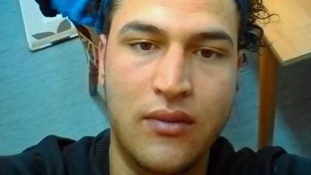 Anis Amri, Terrorist