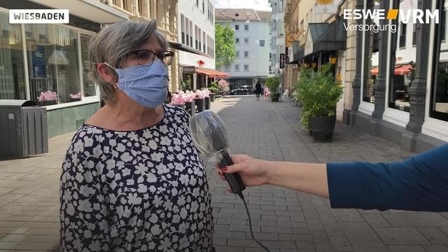 Wie gefällt den Wiesbadenern ihre Innenstadt?