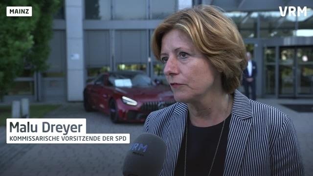 Malu Dreyer zur Böhmermann-Kandidatur