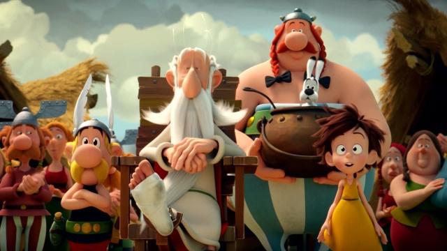 Making Of: Asterix und das Geheimnis des Zaubertranks