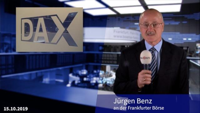 Dax lässt sich von der Wall Street stützen