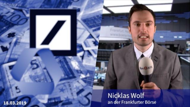 Deutsche Bank und Commerzbank auf Fusionskurs