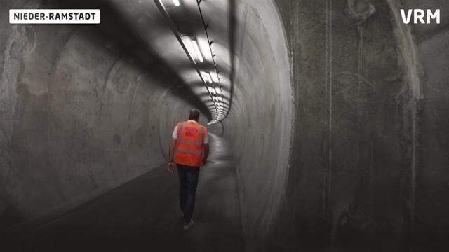 Lohbergtunnel: Auf den Notfall vorbereitet