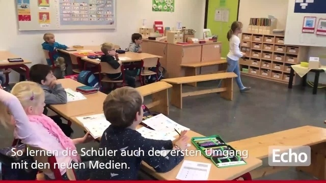 Darmstadt: Digitale Grundschule