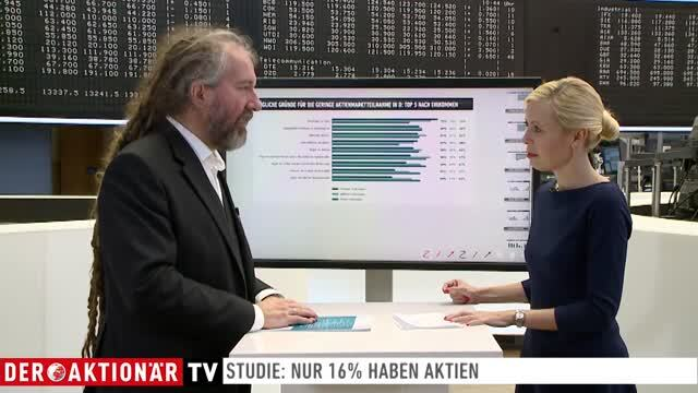 Trotz Börsen-Hausse: Die Deutschen haben kaum Aktien haben - aber warum nicht?