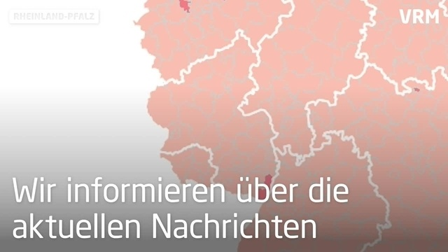 Corona-Ausbreitung in Rheinland-Pfalz