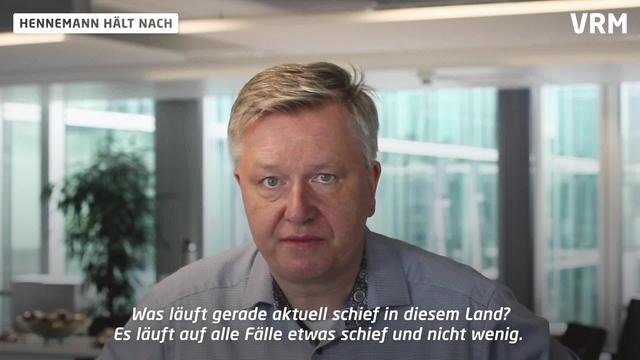 Hennemann hält nach: Krawalle in Frankfurt