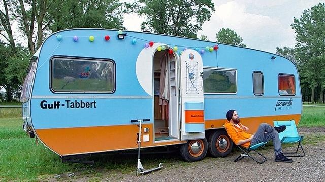 Wohnwagen statt Wohnung