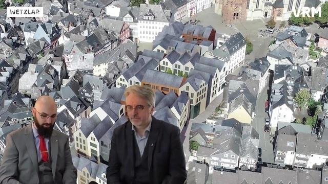 2019 in Wetzlar - Satire-Rückblick: Domhöfe
