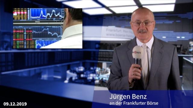 Zäher Start in eine politisch geprägte Börsenwoche