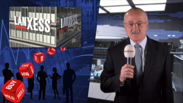Analyser to go: Leidenszeit beendet - Lanxess hochgestuft