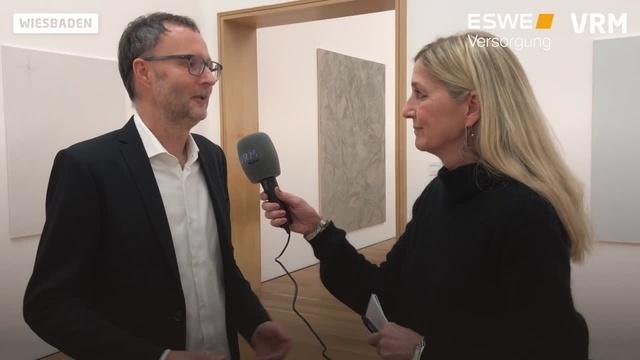 Neuer Leiter: Das Museum Wiesbaden hat Strahlkraft