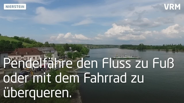 Nierstein: Zehntausende auf dem Rhein unterwegs