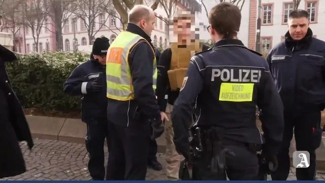 Mainz: Unterwegs mit der Polizei an Weiberfastnacht