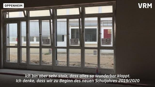Oppenheim: Katharinengymnasium wächst